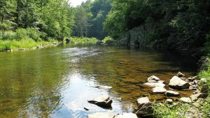 Linville River About Pg